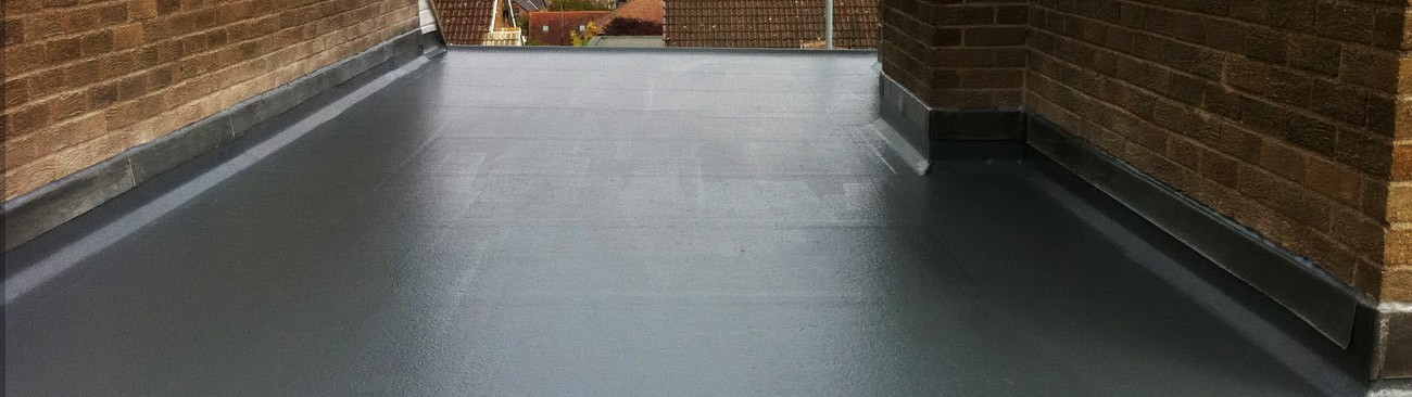 Fibreglass roofing Salford